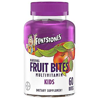 The flintstones fruit bites, multivitamins, 60 ea