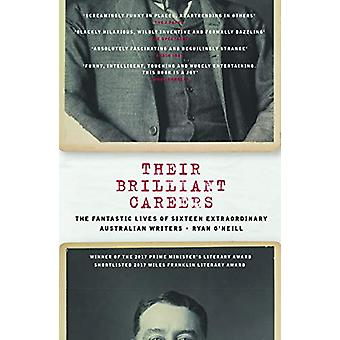 Their Brilliant Careers - The Fantastic Lives of Sixteen Extraordinary