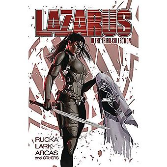Lazarus - The Third Collection by Greg Rucka - 9781534313347 Book
