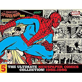The Amazing Spider-Man The Ultimate Newspaper Comics Collection Volum