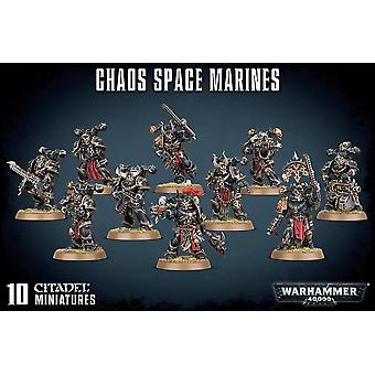 Chaos Space Marines, Warhammer 40,000, Games Workshop