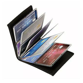 Album wallet with RFID blocking