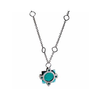 ZOPPINI Green Crystal Necklace