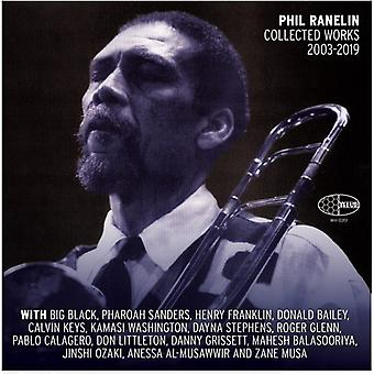 Phil Ranelin Collected 2003-2019 [CD] USA import