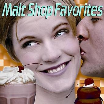 Various Artist - Malt Shop Favorites [CD] USA import