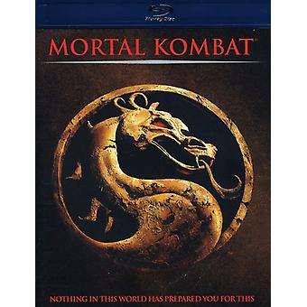 Mortal Kombat [BLU-RAY] USA import