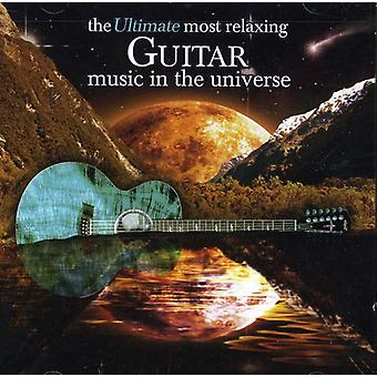Ultimate Most Relaxing Guitar Music in the Univers - The Ultimate Most Relaxing Guitar Music in the Universe [CD] USA import