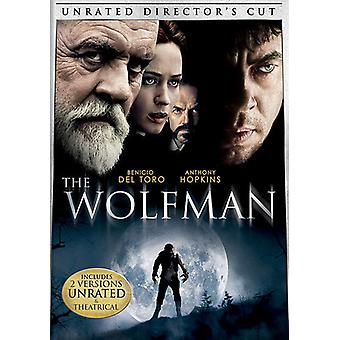 Die Wolfman [Rated/Unrated Versionen] [DVD] USA importieren