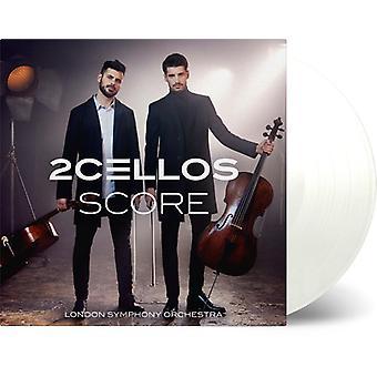 2Cellos - Score [Vinyl] USA import