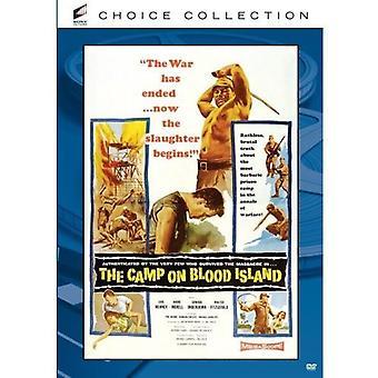 Camp on Blood Island [DVD] USA import