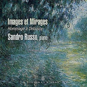 Debussy / Russo - Images Et Mirages [CD] USA import