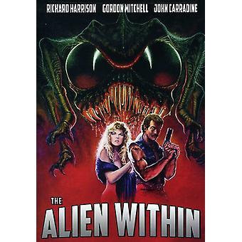 Alien Within/Evil Spawn [DVD] USA import