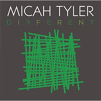 Tyler*Micah - Different [CD] USA import
