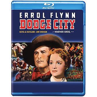 Dodge City [BLU-RAY] USA import