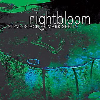 Steve Roach & Mark Seelig - Nightbloom [CD] USA import
