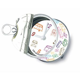 VW Collection Can Style Campervan Clock