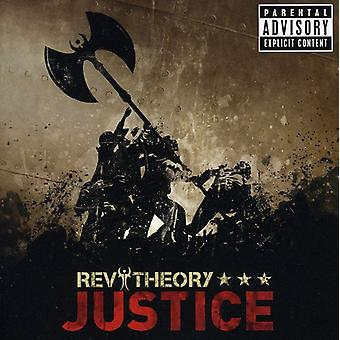 Rev Theory - importation USA Justice [CD]