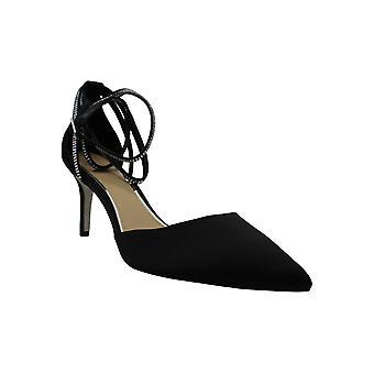 Jewel Badgley Mischka Women's SABRINA Shoe, Black, 7.5 M US
