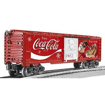 LIO82737, COCA-COLA SANTA BOX CAR $85
