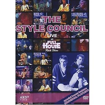 Style Council - Live at Full House [DVD] USA import