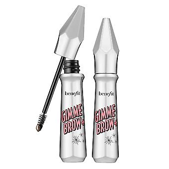 BeneFit Cosmetics Gimme Brow+ en Go Volumizing Fiber Gel 2 x 3.0g