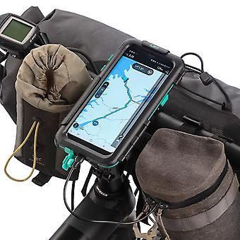 Samsung galaxy s8 / s8+ waterproof tough cycling mount kit