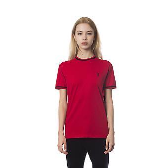 Nicolo Tonetto Rosso Red T-Shirt NI682775-S