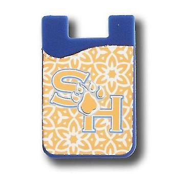 Sam Houston stát Bearkats NCAA Módní mobilní telefon Peněženka