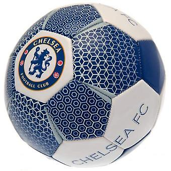 Chelsea Blue/White Football Size 5 CH06331