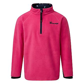 The Edge Kids' Ascend Pull On Fleece Pink