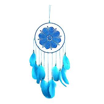 Wall Hanging Nordic Purple Feather Dream Catchers For Room, Car, Home Decor