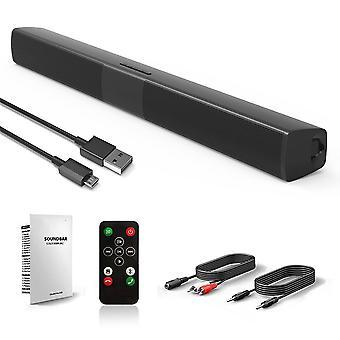 Беспроводная Bluetooth Soundbar -многоцелевой стерео звуковой динамик