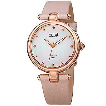 Burgi Clock Woman Ref. BUR169PK(2)