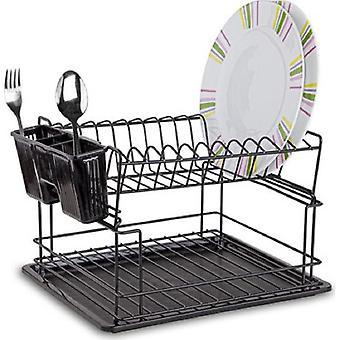 2vrstvý držák na sušení nádobí