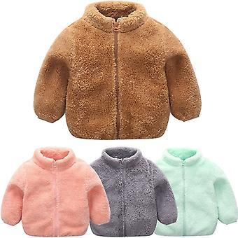 Baby Winter Jackets For, Cute Zip Warm Outerwear