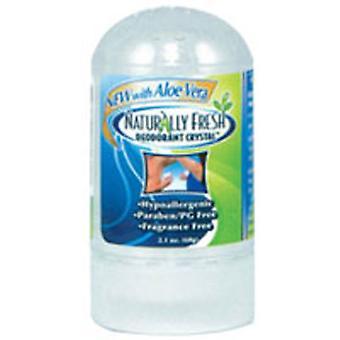 Naturally Fresh Deodorant Crystal, 2.1 Oz