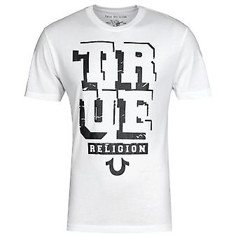 True Religion Guided White T-Shirt
