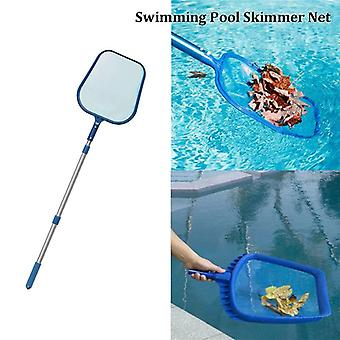 Swimming Pool Spa Hot Tub Net Fish Pond Leaf Skimmer Rake Professional Cleaning Tool For Pool Hot Tub