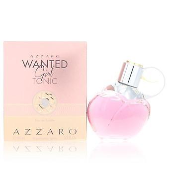 Azzaro wanted girl tonic eau de toilette spray by azzaro 80 ml