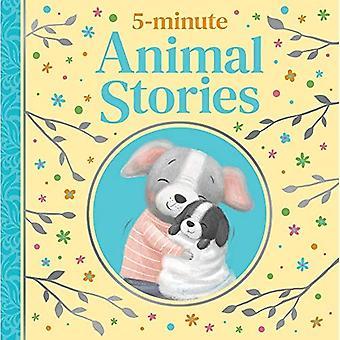5 minuten dierenverhalen (5 minuten Tales Treasury)