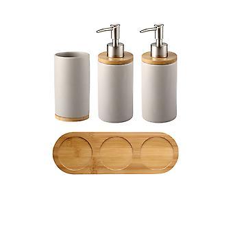 Multi Function Tooth Periaj Cup - lichid emulsie container set pentru baie,