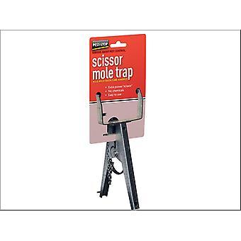 Pest Stop Little Nipper Mole Trap(scissor) PSSMOLE