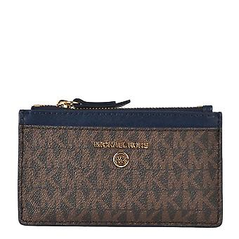 MICHAEL Michael Kors Jet Set Charm Card Case Moss Multi