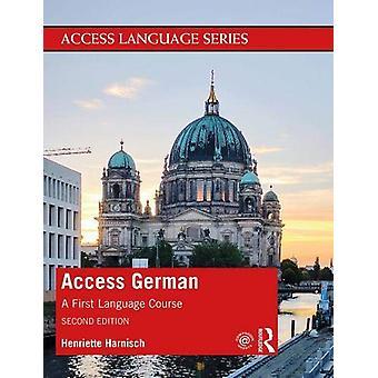 Access German - A First Language Course by Henriette Harnisch - 978113