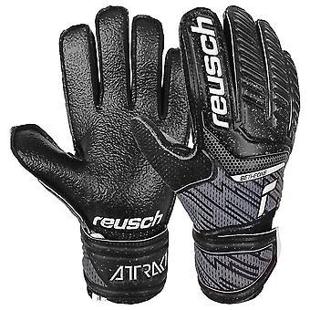 Reusch Attrakt Resist Junior Goalkeeper Gloves