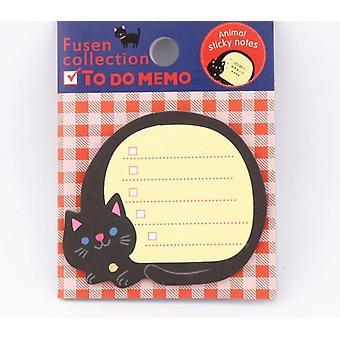 Charming Animal Series Memo Pad Sticky Notes