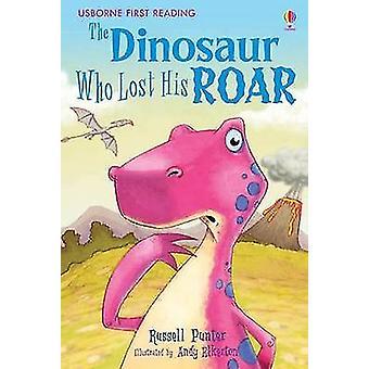 De dinosaurus die zijn gebrul verloren