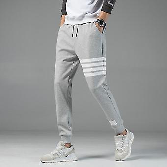 Men's Casual Sweatpants, Solid Trousers, Men Joggers Pants
