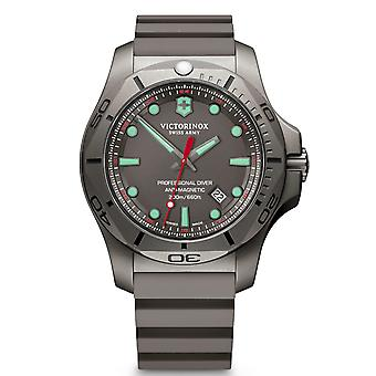 Mens Watch Victorinox 241810, Kvarts, 45mm, 20ATM