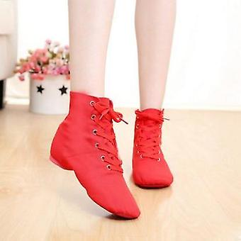 Soft Cloth Dance Jazz Shoes